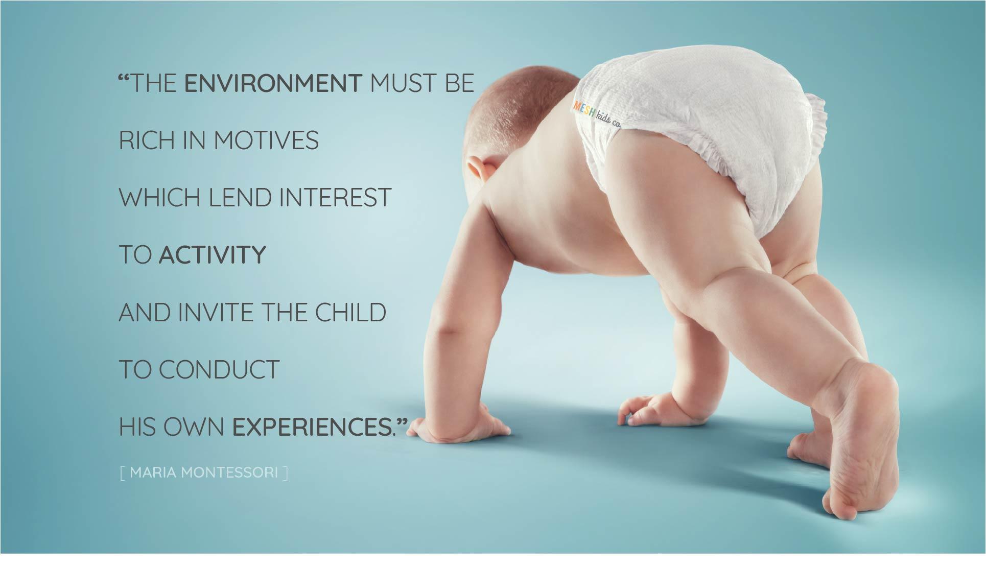 Maria Montessori Says