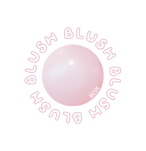 blush ball pit ball