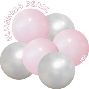 blushing pearl ball pit ball