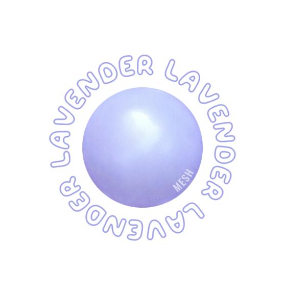 lavender ball pit ball