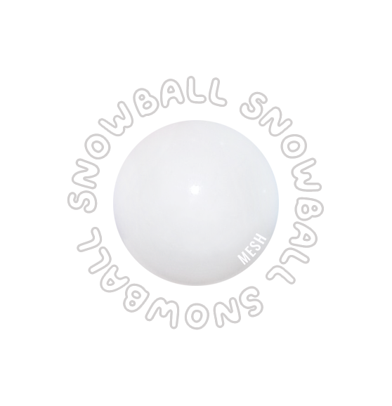 snowball ball pit ball